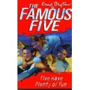 Five Have Plenty Of Fun