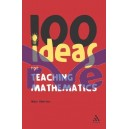 100 Ideas for Teaching Mathematics