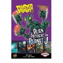 Alien Incident On Planet J