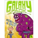Galaxy Zack - Monsters In Space