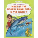 Which is the biggest animal baby in the world?