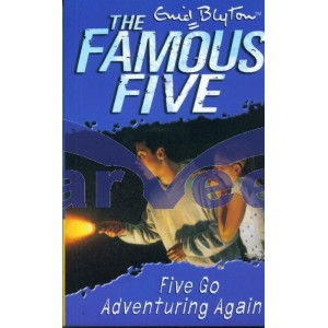 Five Go Adventuring Again