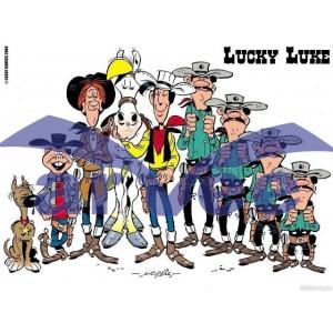 Lucky Luke Collection