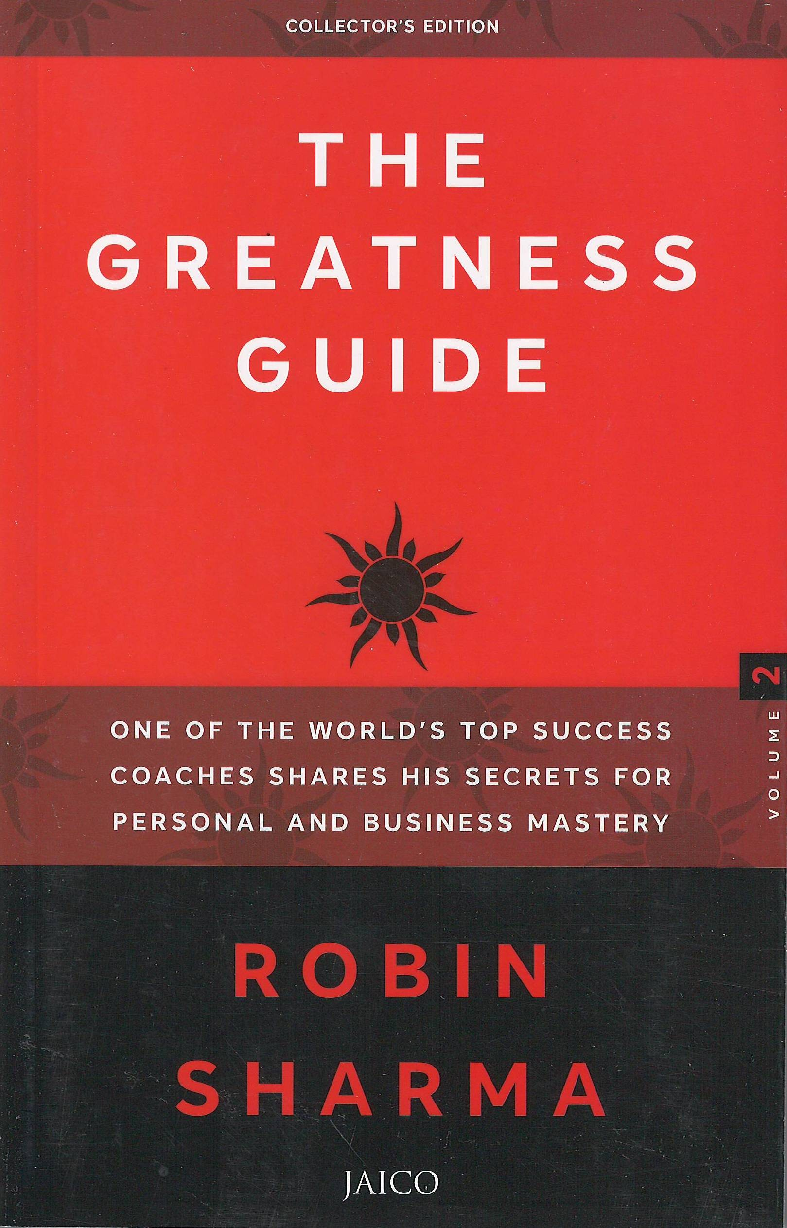 The Greatness Guide - Arvee Books