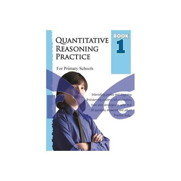 Quantitative Reasoning 1 - Arvee Books