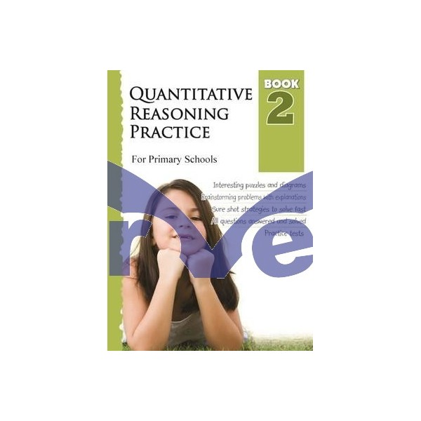 Quantitative Reasoning 2 - Arvee Books