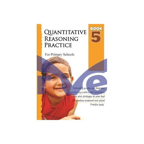 Quantitative Reasoning 5 - Arvee Books
