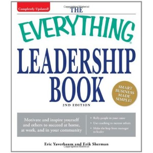Everything Leadership Book