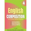 Building Basics: English CompositionFor Primary School Children Book-4