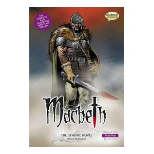 Macbeth the Graphic Novel Plain Text