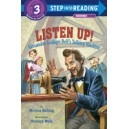 Listen Up! : Alexander Graham Bell's Talking Machine