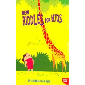 New Riddles For Kids (Red)