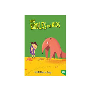 New Riddles For Kids (Green)