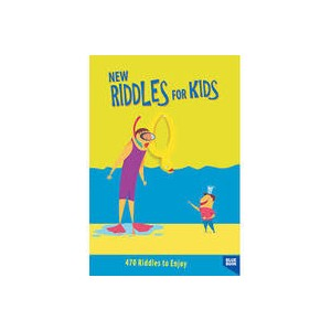 New Riddles For Kids (Blue)