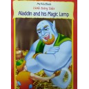 Aladdin and hid Magic Lamp