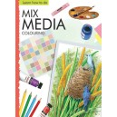 Mix Media Colouring