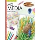 Mix Media Colouring