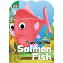 Sea Animal : Salmon Fish