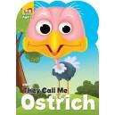 Forest Bird : Ostrich