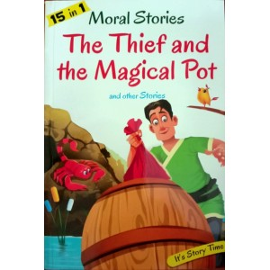 The Thief and the Magical Pot