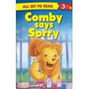 Comby says Sorry