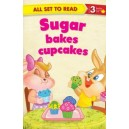 Sugar bakes cupcakes