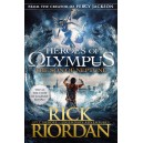 Heroes of Olympus the Son of Neptune