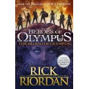 Heroes of Olympus The Blood of Olympus