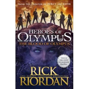 Heroes of Olympus The Blood of Olympus