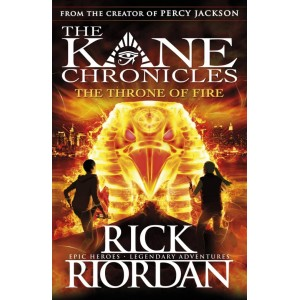 The Kane Chronicles The Throne Of Fire
