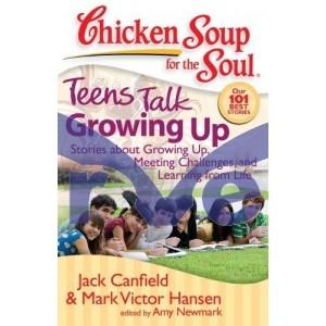 Teens Talk Growing Up