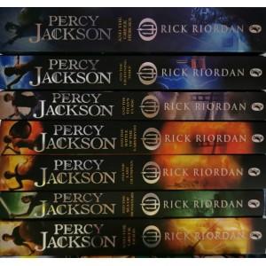 Percy Jackson Set 7Titles