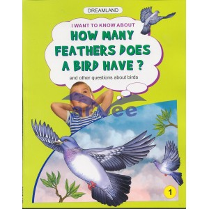 How many feathers does a bird have?