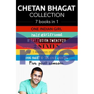 Chetan Bhagat Collection (7 Titles)