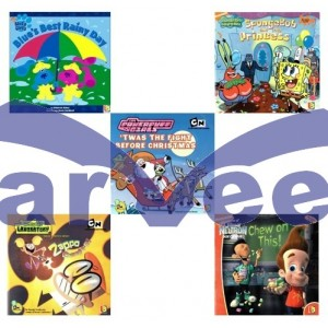 Cartoon Network / Nickelodeon Collection