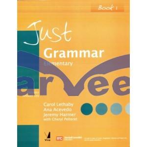 Just Grammar (Book 1) Elementary