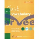 Just Vocabulary: Elementary with CD (Book 1)