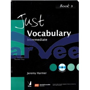 Just Vocabulary: Intermediate with CD (Book 3)
